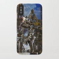roman iPhone & iPod Cases featuring Roman Impression  by CAPTAINSILVA