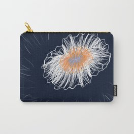 Flower in the grass Carry-All Pouch
