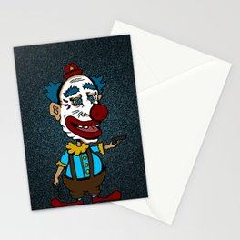 Arm the Clowns, Protect our Children and Gun Sales Stationery Cards