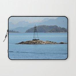 Isla sureña Laptop Sleeve