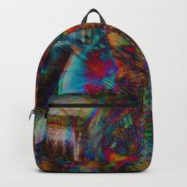 Beauty Underneath Backpack