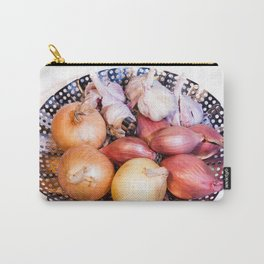 onion, shallot, garlic Carry-All Pouch