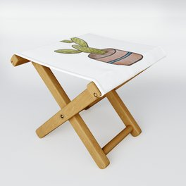 Cactus Folding Stool