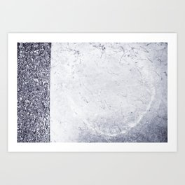 Fecundación / Conception Art Print