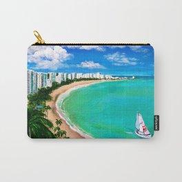 Isla Verde, San Juan, Carolina, Puerto Rico Carry-All Pouch