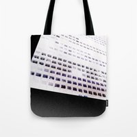 building Tote Bags featuring Building by ONEDAY+GRAPHIC