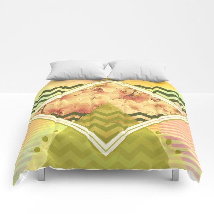 try 2 Comforters