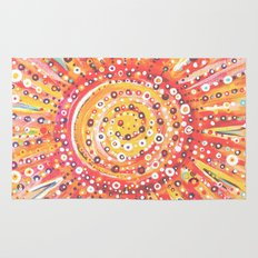 Sun Spots Rug