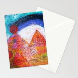 Summit Mountain Rainbow Stationery Cards