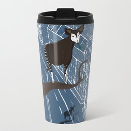 Solo travel - Okapi Travel Mug