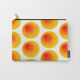 I'm eccentric type ( Psychedelic theme ) Carry-All Pouch