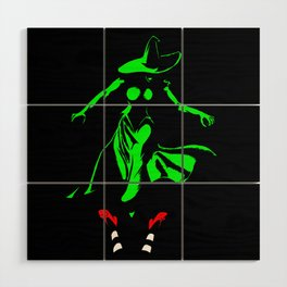 Wicked Wood Wall Art