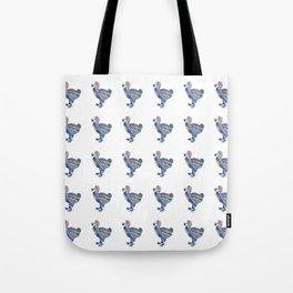 Holographic Dodo Tote Bag