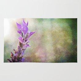 Lavender Flame Rug