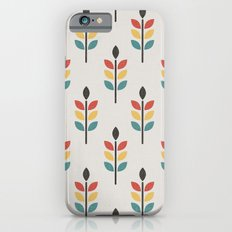 Leaf Pattern Slim Case iPhone 6s