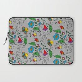 Ethnic Floral Flow Laptop Sleeve