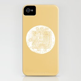 The Labyrinth iPhone Case