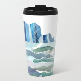 Sea of Ice Travel Mug