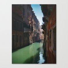 Venetian Sun Canvas Print