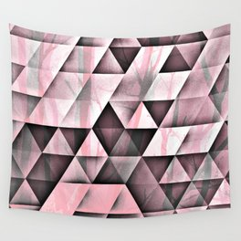 Pink's In Wall Tapestry