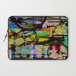 I'd Rather Be Nothing Laptop Sleeve