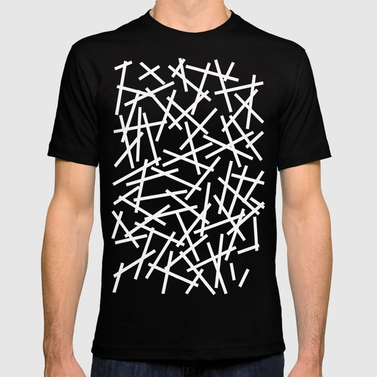 Kerplunk Black and White T-shirt