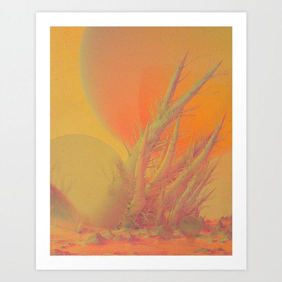XAMPRO (everyday 02.23.16) Art Print