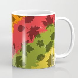 Autumn Leaves Coffee Mug