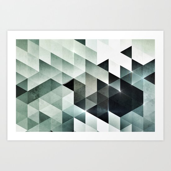 snww kyttyn Art Print