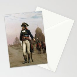 Jean - Leon Gerome - Napoleon In Egypt Stationery Cards