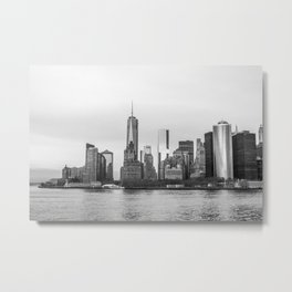 NYC Skyline Metal Print