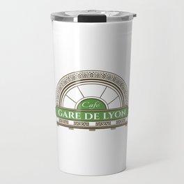 Café gare de Lion Travel Mug