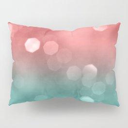 Summer Vibes Bokeh #1 #shiny #decor #art #society6 Pillow Sham