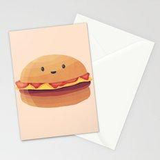 Burger Buddy Stationery Cards