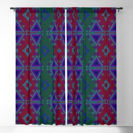 Indian Designs 61 Blackout Curtain