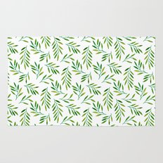 Willow -Green Rug
