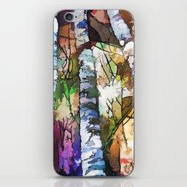 Aspen Trees iPhone Skin