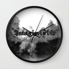 imaginistic Wall Clock