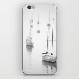 Boats 1 iPhone Skin