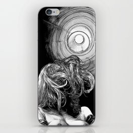 asc 760 - La fossoyeuse (Angel of death) iPhone Skin
