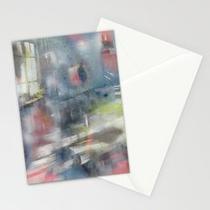 The day my father left Stationery Cards