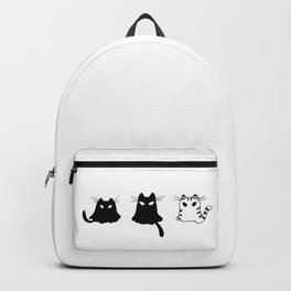 Ghost Cats Backpack