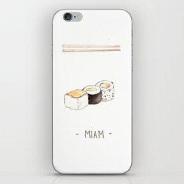 Sushis iPhone Skin