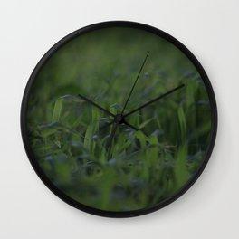 Peaceful Dreams Wall Clock