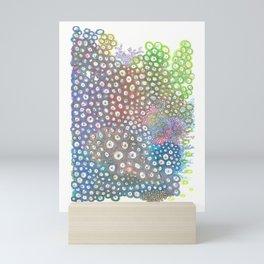 MʘNSTER VANESSA Mini Art Print