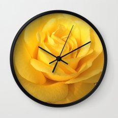 #Forever32 rose  Wall Clock