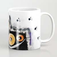 friendship Mugs featuring friendship by Katja Main