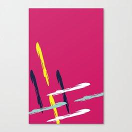 Steadfast Tote Canvas Print