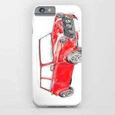 Red Mini Cooper iPhone 6s Slim Case
