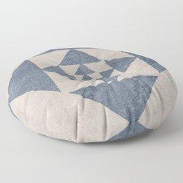 ever tortured me Floor Pillow